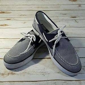 Mens Polo Boat Shoes
